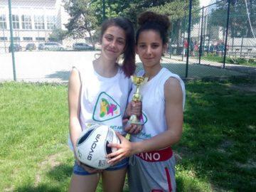 Турнир по футбол за девойки се проведе в Русе