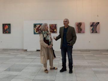 """Светлозар Недев представя в РХГ """"Адаптивна реалност 2"""""""