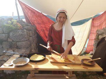 Средновековен фестивал се провежда в Средновековен град Червен