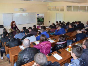 """Интерактивен семинар """"Модерният фермер"""" се проведе в Русенския университет """"Ангел Кънчев"""""""