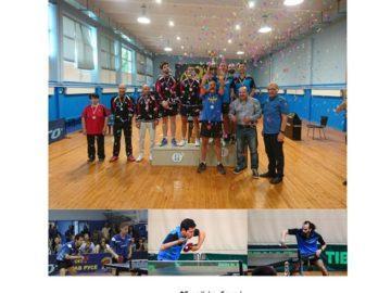 """В Русе се провежда втория етап от турнира по темин на маса """"Висша лига"""" при мъжете –Втори етап"""