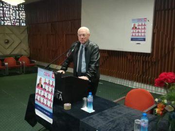 Предизборна хроника: Велизар Енчев в Русе: Моята програма е ясна. В Европарламента ще отстоявам интересите на трудовите хора в България