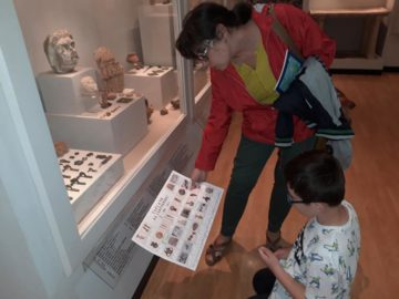 Детска нощ в музея се провежда сега