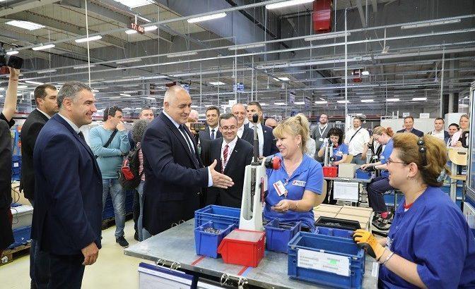 Според премиера Бойко Борисов инвестиции се правят, когато има стабилност