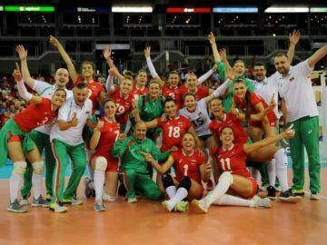 Националките по волейбол се срещат с деца и фенове в Русе в неделя