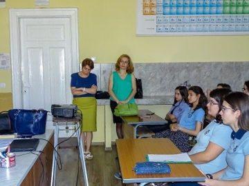Как да защитят трудовите си права научиха русенски гимназисти
