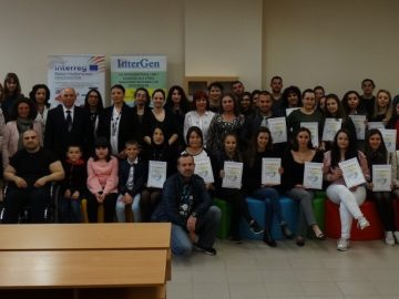Проведе се 19-тото издание на конкурса за разработване на бизнес план към Русенския университет