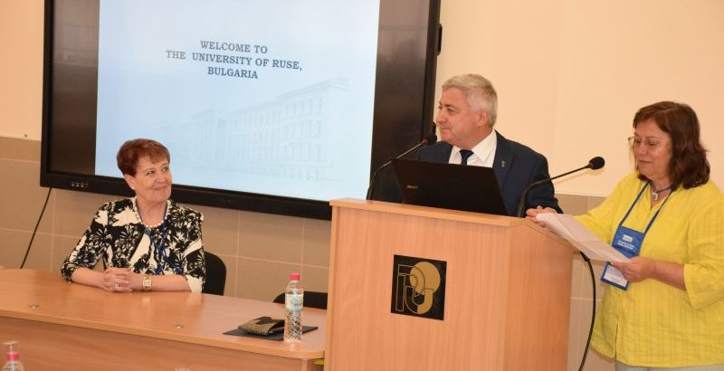 В Русенския университет се проведе шестата Еразъм седмица