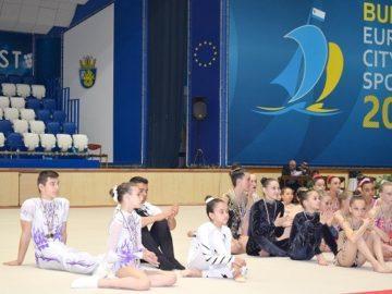 """3 златни медала за акробатите от """"Локомотив"""" - Русе от международен турнир"""