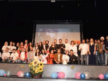 Фестивал на чуждестранните студенти се проведе в Русенския университет за 16-ти пореден път