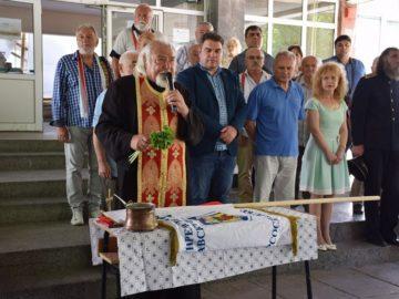 Представителният дунавски флотски отряд от ученици вече е факт в Русе