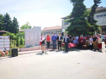 БСП - Русе откри тържествено Войнишки паметник в Семерджиево