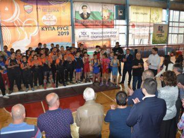 """Над 80 състезатели се включиха в осмото издание на турнира """"Купа Русе"""""""