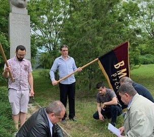 116 години от смъртта на Гоце Делчев почетоха в Русе