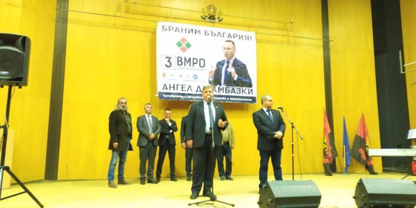 Предизборна хроника: Ангел Джамбазки: Ако има европейски град в България, то той не е София, а Русе