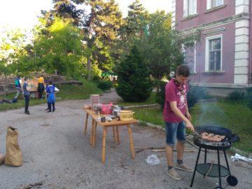 Военен клуб - Русе се присъедини към Европейската нощ на музеите и галериите
