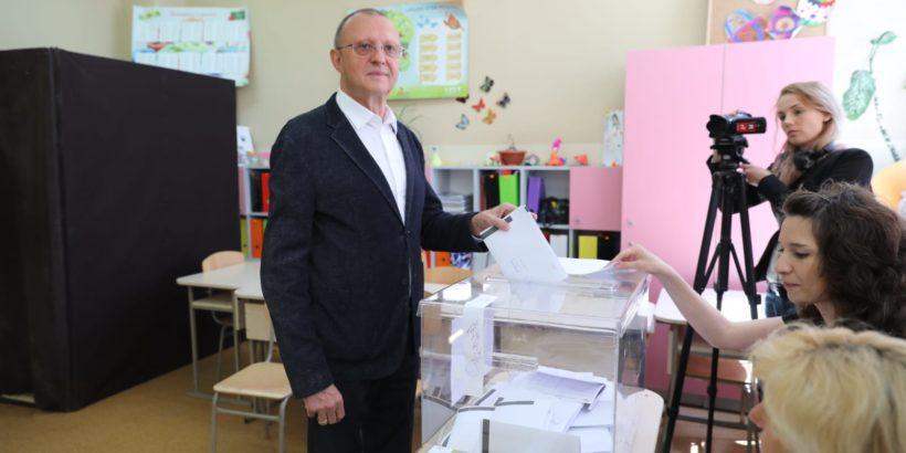 Пламен Нунев: Гласувах за европейските хоризонти, а не за ограничението