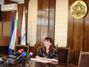 Районната избирателна комисия Мирослава Маркова