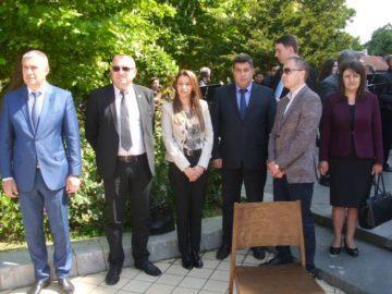 Галин Григоров присъства на празника на Ловеч