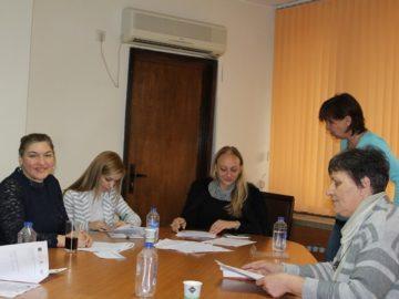 """Изработването на план за управление на ПП """"Русенски Лом"""" бе обект на дискусии в областната управа"""