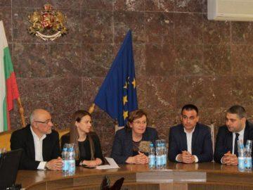 Галин Григоров участва в работна среща на областните управители