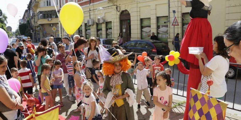 И тази година на 1 юни Куклен театър - Русе ще посрещне своите малки зрители с хубави емоции