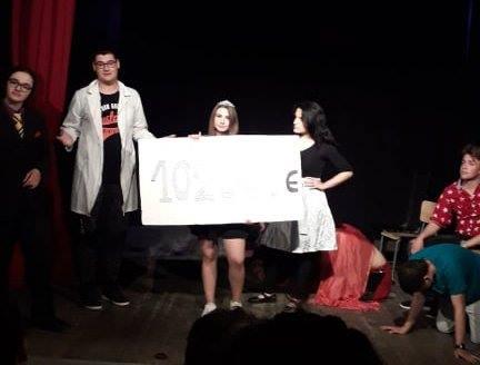 Огромен успех за Театър-школа Артистисимо