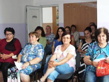 Жителите на Ценово се запознаха с историята на ЕС и културното многообразие