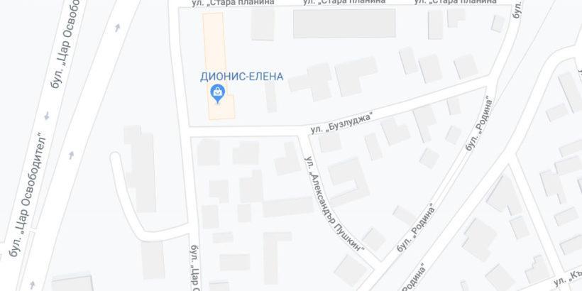 улици за ремонт вуарр