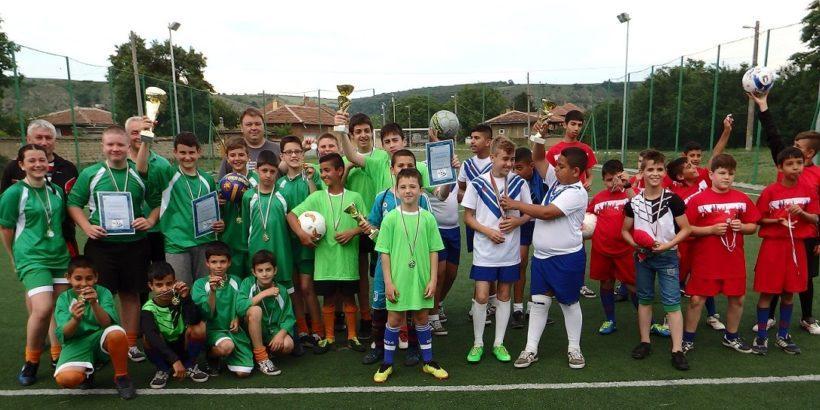 Футболен турнир се проведе в Долна Студена