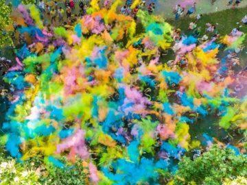 """Четвъртото издание на младежкия фестивал """"Музика и цветове"""" се състоя в Русе"""