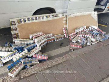 Хванаха българин при опит да пренесе над 2000 кутии цигари с микробус на Дунав мост 1