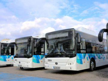 Чисто нови електрически автобуси и тролейбуси купува Община Русе