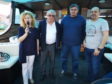 Атрактивен ден на отворените врати направиха съвместно Рубишипс и Професионалната гимназия по корабостроене