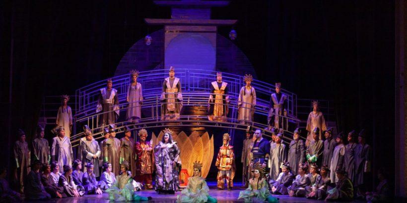 """Държавна опера - Русе ще представи операта """"Турандот"""" утре и по време на турне в Румъния"""