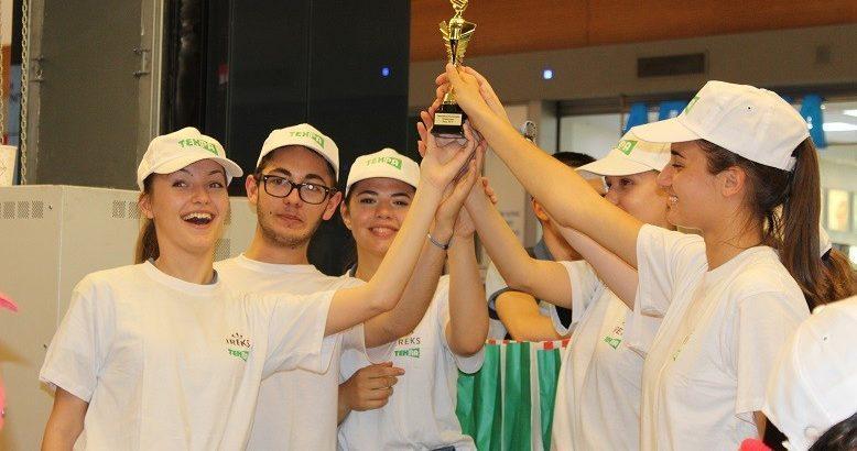 Ученическа кулинарна олимпиада се проведе в Мол Русе