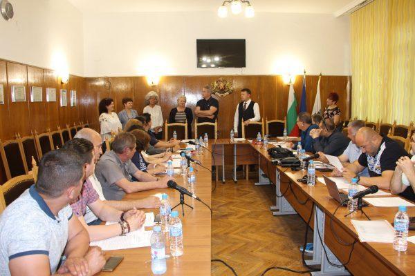 """Окръжна библиотека """"Й. Басарабеску"""" - Гюргево ще си сътрудничи с читалището в Бяла"""