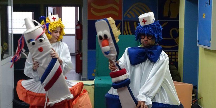 """Кукленият театър представя днес образователен спектакъл """"Приказка за Ох!"""""""