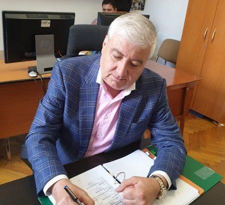 Община Гюргево кмет Барбу