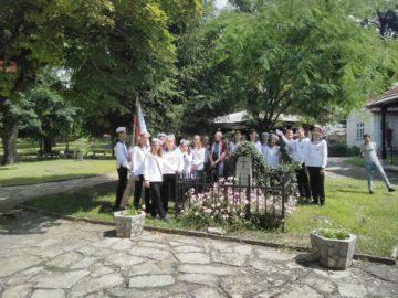 Дунавският флотски отряд посети Бяла