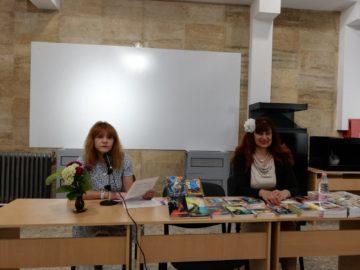 """Вечер с писателката Таня Иванова се състоя в РБ """"Л. Каравелов"""""""