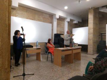 Поетът и преводач Ахмет Емин Атасой се срещна с русенската публика