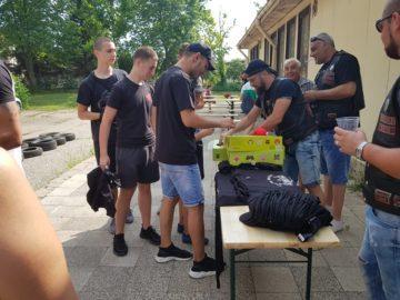 Над 50 деца и младежи от Русе преживяха малка част от живота на един мото клуб