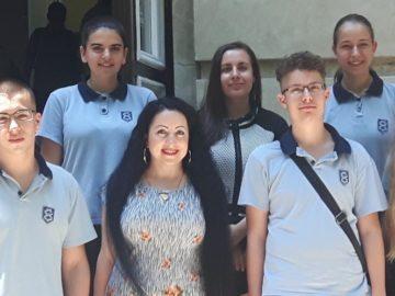 """Кристален приз за МГ """"Баба Тонка"""" – Русе от международната конференция CompSysTech'19"""