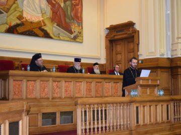 Русенският митрополит Наум участва в международна конференция в румънската столица