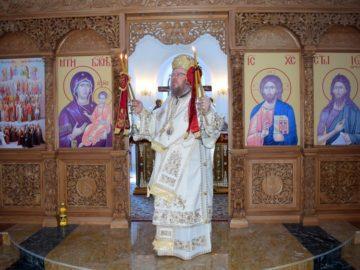 """Църквата """"Всех Святих"""" отбеляза храмовия си празник"""