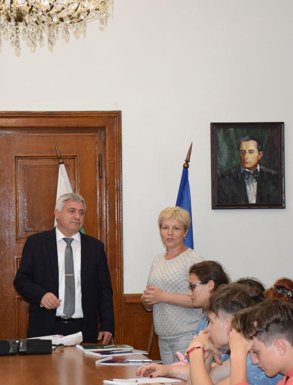 Ученици от Тараклийски регион пристигнаха за квалификационен курс в Русенския университет