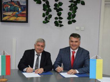 Измаилският държавен хуманитарен университет и Русенският университет подписаха рамков договор за сътрудничество