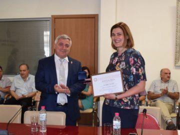 Заместник-министърът на образованието и науката К. Ангелиева се срещна с академичната общност на Русенския университет