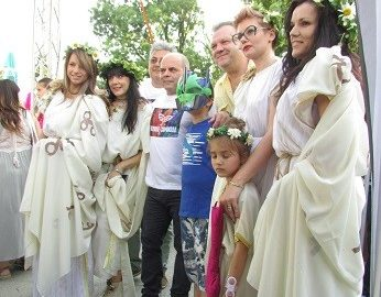 Хиляди се събраха на русенския карнавал тази вечер